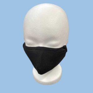 communitymaske schwarz