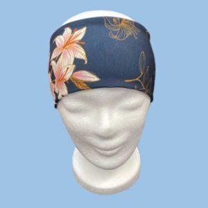 Stirnband - Lilie