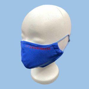 "Community Maske - blau "" Skiclub Feusisberg"""